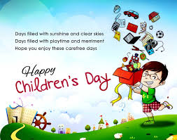 best happy children s day quotes sayings slogans 2016