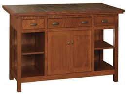 furniture style kitchen island mission style kitchen cabinets mission style kitchen cabinets