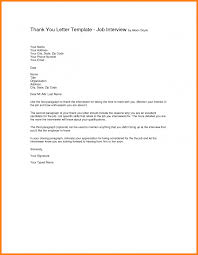 best solutions of interview thank you email sample letters on job