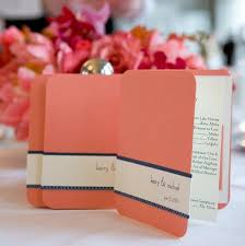 sle of wedding programs ceremony 40 best sapphire coral wedding collection images on