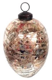 nordstrom at home faceted handblown glass ornament available at