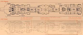 titanic floor plan the great titanic switch