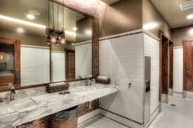 Restaurant Bathroom Design Contemporary Restaurant Contemporary - Restaurant bathroom design
