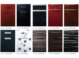 modern kitchen cabinets doors