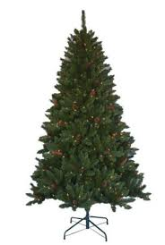 Home Depot Christmas Tree Lights - home depot 6 5 ft pre lit jackson spruce artificial christmas
