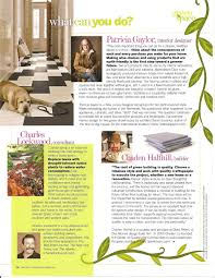 interior home magazine gaylor interiors magazine articles