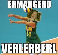 Volleyball Meme - lol images volleyball wallpaper and background photos 38637455