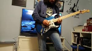 Led Zeppelin Comfortably Numb Comfortably Numb Solo Guitar Impro Youtube