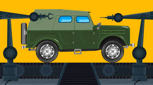 army jeep car garage army jeep games for kids youtube