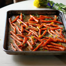 Oven Roasted Root Vegetables Balsamic - simple sides balsamic roasted carrots tastefood