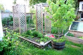 small garden design vegetables interior design