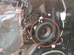 2011 2013 scion tc mid range door speaker replacement 2011 2012