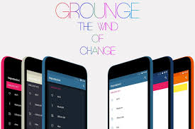 Grounge Layers Theme 6 3 2 Revolution Apk Download Android