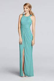 aquamarine bridesmaid dresses turquoise blue bridesmaid dresses you ll david s bridal