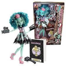 nib monster frights camera action honey swamp doll ebay