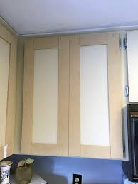 best paint for mdf kitchen cupboard doors how to make shaker style kitchen cabinet doors on a budget