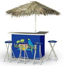 Tiki Outdoor Furniture by Tiki Bar Patio Bars U0026 Sets You U0027ll Love Wayfair