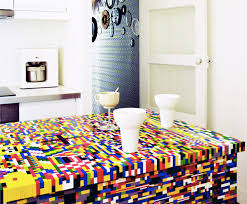 lego kitchen munchausen s amazing lego kitchen is made from thousands of toy