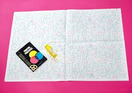 make your own wrapping paper how to make your own wrapping paper with newsprint newspaper club
