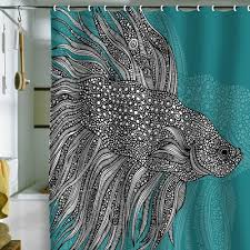 Animal Shower Curtain Cool Shower Curtains Home Design Ideas Murphysblackbartplayers Com
