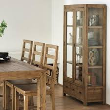 dining room glass cabinet wooden display cabinet kitchen glass cabinet modish living