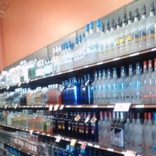 Liquor Store Shelving by Liquor Stores Midwest Retail Services