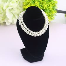 stand necklace images Black mannequin necklace jewelry pe end 12 27 2018 2 57 pm jpg