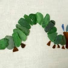 Hungry Caterpillar Nursery Decor Sea Glass Inspired Hungry From Seashoresecrets