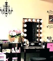 Makeup Organizer Desk Vanity Organizer Ideas Glassnyc Co