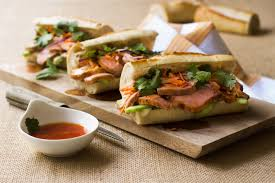 pork banh mi sandwiches pork recipes pork be inspired