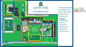 Cleveland State Campus Map by Visitor Information Notre Dame College