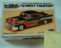 revell california revell fighter california classics model car kit dated