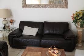 salon canapé noir salon avec canape noir chaios dedans canape cuir et salon canapé