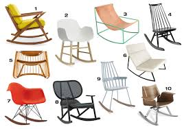 Modern Rocking Chair 10 Modern Rocking Chairs That Could Work In Any Room Design Milk