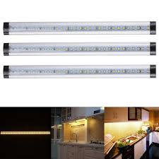 Lights For Under Cabinets In Kitchen by Amazon Com Yescom 3 Pack 11