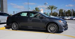 toyota for sale 2012 2012 toyota camry in orlando will rule again in 2013 toyota of