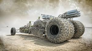 our top 10 favorite post apocalyptic death machines from u0027mad max