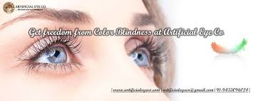 customized natural looking artificial eye ocular prosthesis