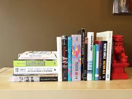 bookshelf steven nelson art journal open