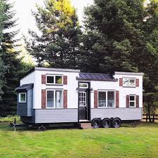 Travel Trailer With Garage Best 25 Tiny House Trailer Ideas On Pinterest Tiny Love Mobile