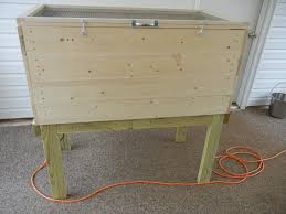 chicken brooder box australia with my new i built for the little