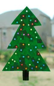 Preschool Holiday Crafts - christmas tree craft preschool find craft ideas