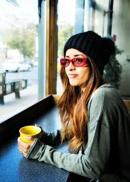 tinted glasses for light sensitivity art deco curve migraine glasses and light sensitivity glasses