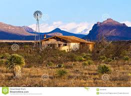 Texas Ranch House Plans Desert Ranch House Royalty Free Stock Images Image 36535849