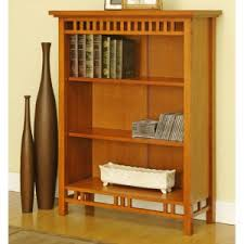 Mission Style Bookcase Bookcases Shop Bookcases And Bookshelves On Stylepath
