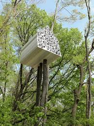 quite fantastic exotic homes khmerline168 treehouse for birds and people andu momofuku centre japan