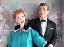 ricky recardo i love lucy mattel timeless treasures lucy and ricky ricardo
