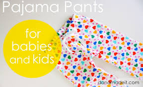 free pattern pajama pants pj pants made everyday