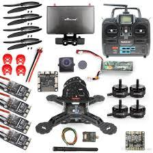 Diy Drone Diy Rtf Racer 190 Fpv Drone F3 Flight Controller Camera Radiolink