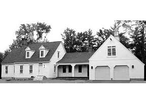 classic cape cod house plans plan w17135cc expanded cape cod classic e architectural design
